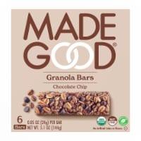 Made Good Organic Chocolate Chip Granola Bars