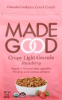 MadeGood Strawberry Crispy Light Granola