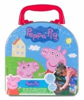 Peppa Pig On-the-Go Sidewalk Chalk in a Case