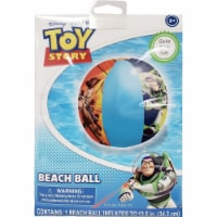 What Kids Want 30376930 Disney Toy Story 4 Inflatable Beach Ball Includes Repair Kit