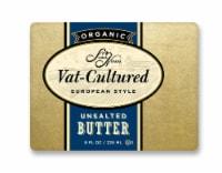 Sierra Nevada Vat-Cultured European Style Unsalted Butter