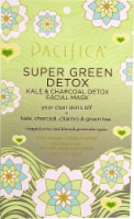 Pacifica Super Green Detox Kale & Charcoal Facial Mask