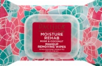 Pacifica Moisture Rehab Makeup Removing Wipes - 30 ct