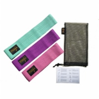 Pack of Three Bootie Bands - 1