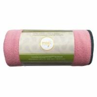 Noskid Sandwash Yoga Towel (Pink)