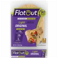 Flatout Light Original Flatbread 6 Count