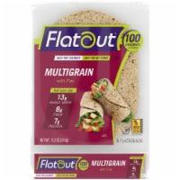Flatout Multigrain with Flax Flatbread 6 Count