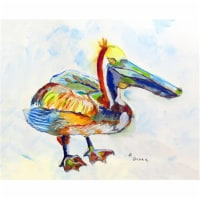 Betsy Drake PM983A Heathcliff Pelican a Place Mat - Set of 4
