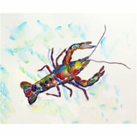 Betsy Drake PM986A Crayfish A Place Mat - Set of 4