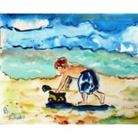 Betsy Drake DM832G 30 x 50 in. Boy & Toy Doormat