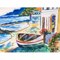 Betsy Drake PM961 Sicilian Shore Place Mat - Set of 4