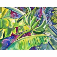Betsy Drake PM287 Bananas Place Mat - Set of 4