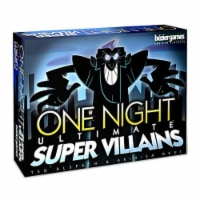 One Night Ultimate Super Villains The Card Game - 1 Unit