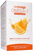 Coromega  Omega-3 Squeeze   Orange