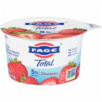 Fage Total 5% Milkfat Strawberry Greek Yogurt