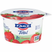 Fage Total 2% Milkfat Strawberry Greek Yogurt - 5.3 oz
