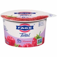Fage Total 0% Milkfat Raspberry Greek Yogurt