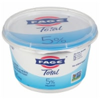 Fage Total 5% Milkfat Plain Greek Yogurt