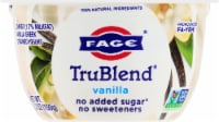 Fage TruBlend Lowfat Vanilla Greek Yogurt