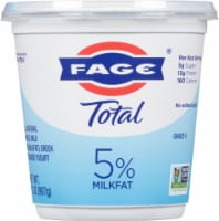 Fage Total 5% Greek Strained Yogurt