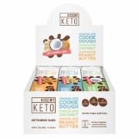 Kiss My Keto Ketogenic Bars Variety Pack