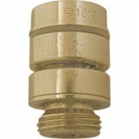 Arrowhead Brass & Plumbing 252853 Automatic Self Draining Anti-Siphon Vacuum Breaker, Red Bra - 1
