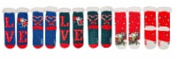 MTI Peanuts Sherpa Socks - Assorted