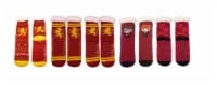 MTI Harry Potter Sherpa Sock Assortment - Gryffindor