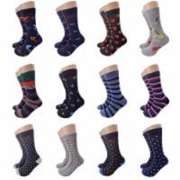 Major Trading Inc. Men's Dress Socks - Assorted