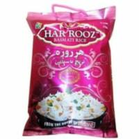 India Gate Har Rooz Basmati Rice - 10 Lbs (4.5 Kg) - 1 unit