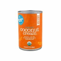 Natural Value Organic Coconut Cream / 13.5-oz. cans / 6-pack