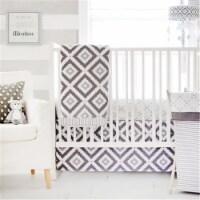 My Baby Sam CRIB3180 3 Piece Imagine Crib Bedding Set - 3