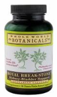 Whole World Botanicals Royal Break Stone Kidney Bladder Support - 120 ct