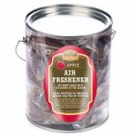 CBK Apple Mini Broom Air Freshener in Clear Painter Pail Decor - 1 ct