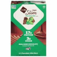 NuGo Nutrition Gluten Free Chocolate Mint Slim Bars