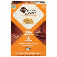 NuGo Slim Crunchy Peanut Butter Protein Bars