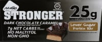 NuGo Stronger Dark Chocolate with Caramel Protein Bars - 33.6 oz