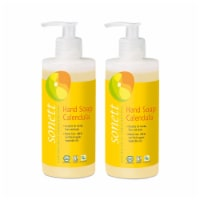 Sonett Organic Hand Soap Calendula Liquid Body Care Suitable For Hands ( Pack of 2 ) - Container