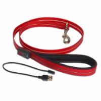 Rechargeable Boss LED Lead - 6 ft. - Red - Each