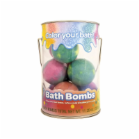 Crayola Bath Bomb Bucket - 11.29 oz