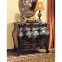 Ergode Bombay Chest Oak & Antique Black - 1