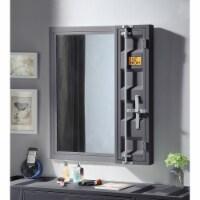 Ergode Vanity Mirror Gunmetal - 1