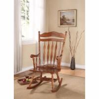 Ergode Rocking Chair Dark Walnut - 1