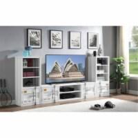 Ergode TV Stand White - 1