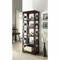 Ergode Bookcase Espresso - 1