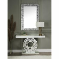 Ergode Wall Decor Mirrored & Faux Gems - 1