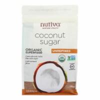 Nutiva Coconut Sugar - Case of 6 - 16 oz - 16 OZ