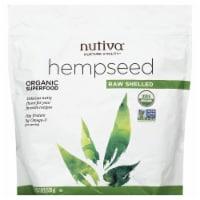 Nutiva Organic Shelled Hempseed
