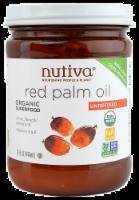 Nutiva Unrefined Red Palm Oil