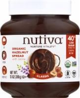 Nutiva® Chocolate Hazelnut Spread - 13 oz